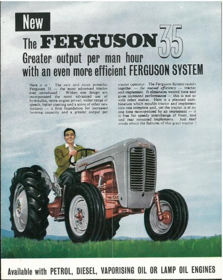 136859307 also Ferguson Tractor Fe35 Brochure 35 Grey Gold 13778 P also 725 Massey Harris 22 Transmission further 8667484998 further 4096860740. on massey harris tractors